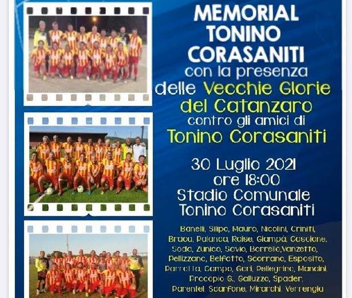 """Memorial """"Tonino Corasaniti"""""""