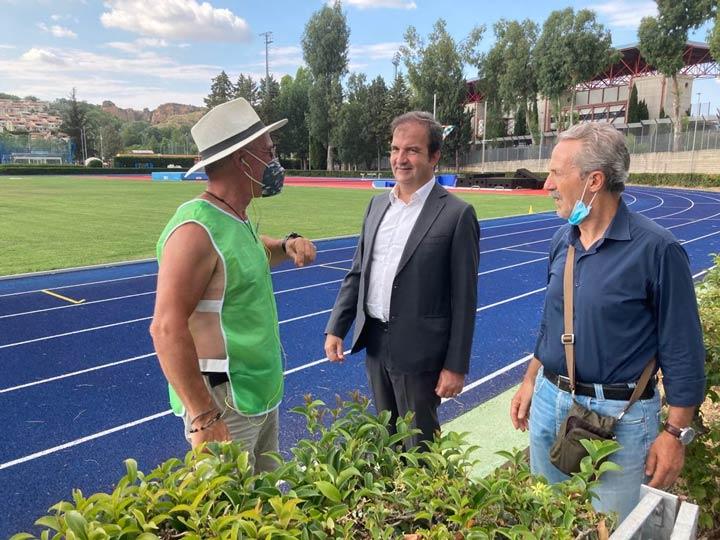 Cosenza Campo Sportivo Coni