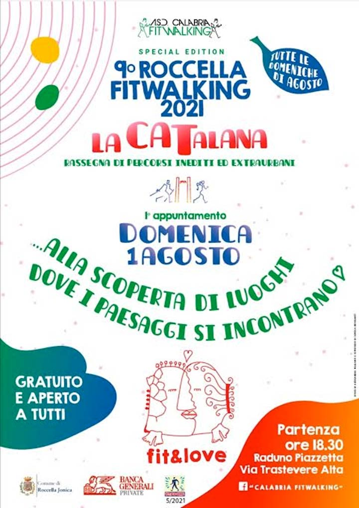 Roccella FitWalking