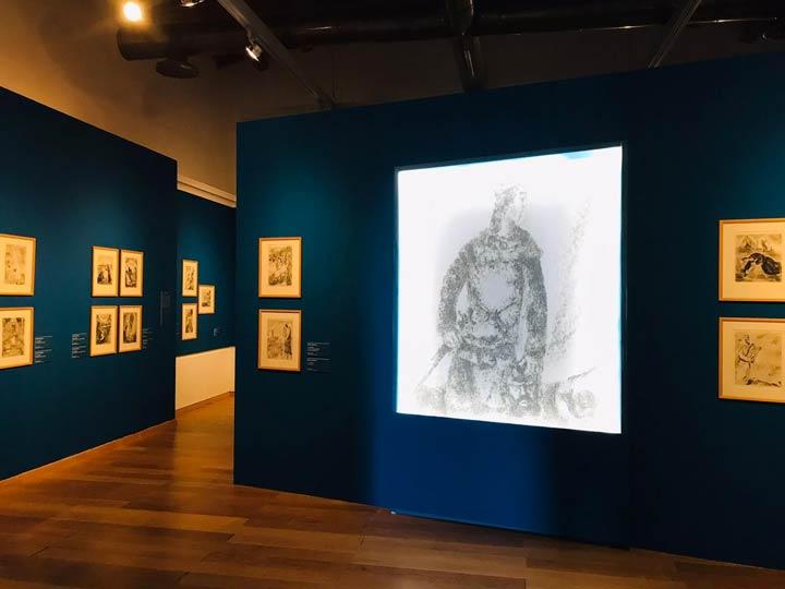 Mostra Chagall e la Bibbia