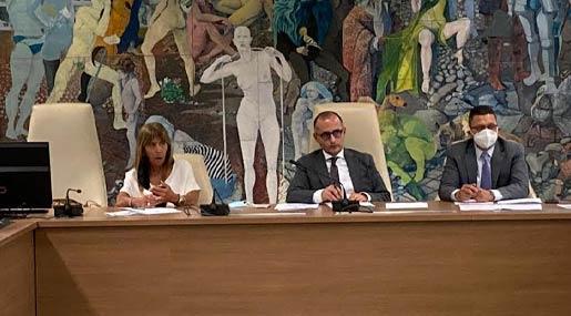 Commissione anti 'ndrangheta