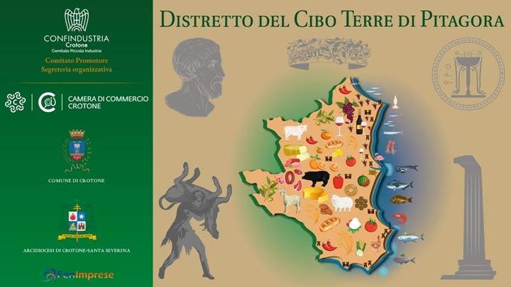 """Distretto del Cibo """"Terre di Pitagora"""""""