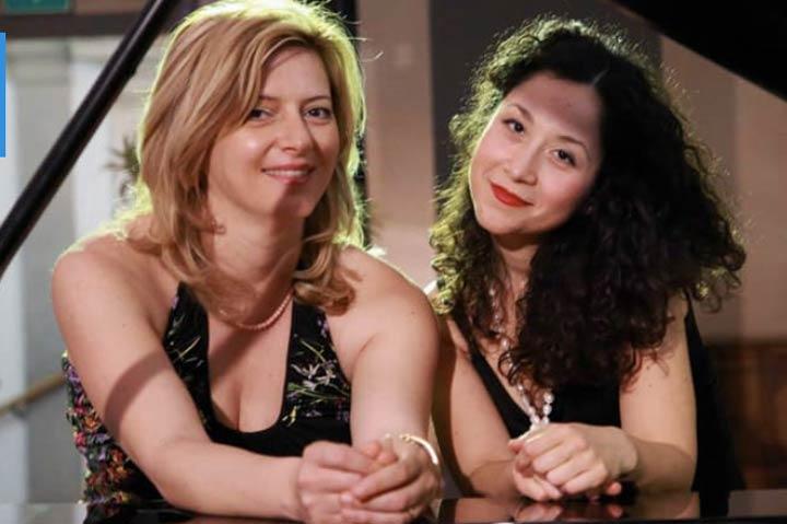 Helga Pisapia & Rosangela Flotta