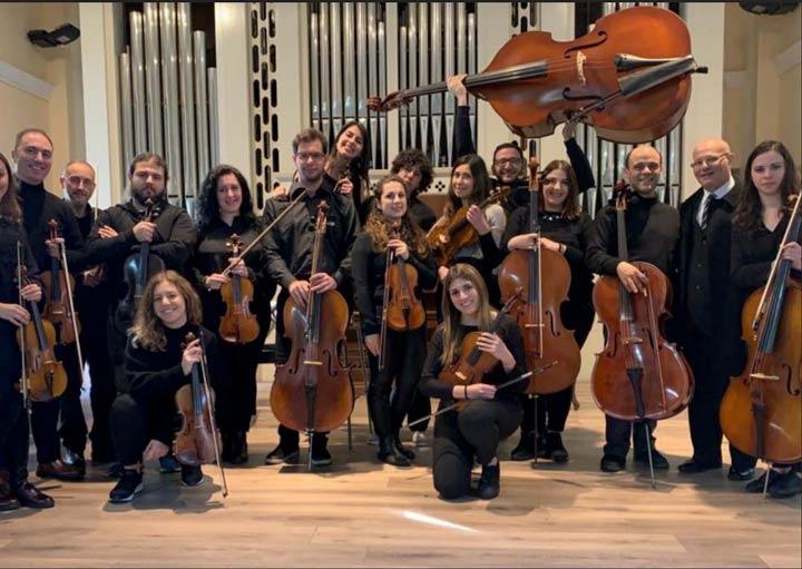 Orchestra d'archi del Conservatorio Cilea,