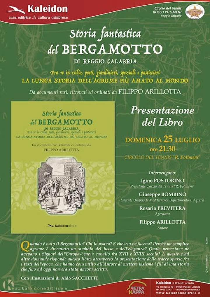 Storia del Bergamotto