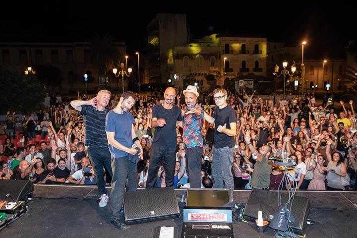 Subsonica a Reggio Calabria
