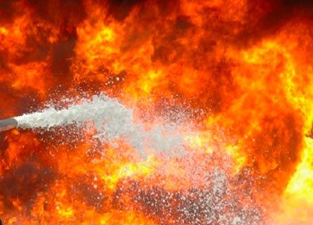 Brucia l'Aspromonte