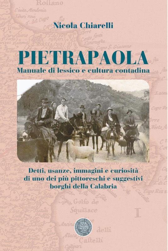 >Pietrapaola, libro di Nicola Chiarelli