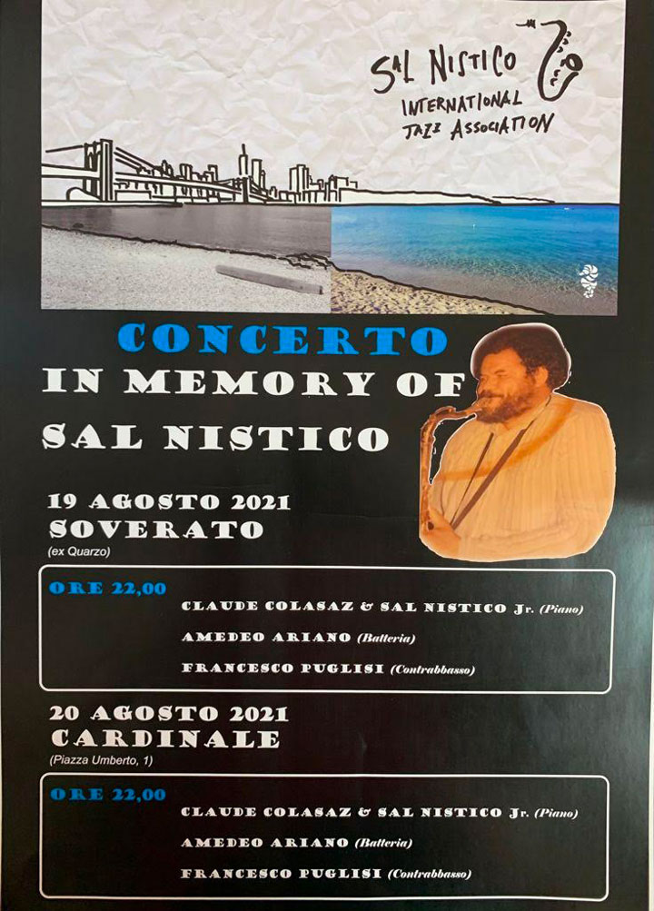 Concerto in onore di Sal Nistico