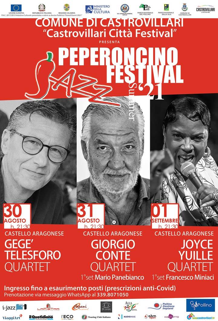 Giorgio Conte Quartet PJF