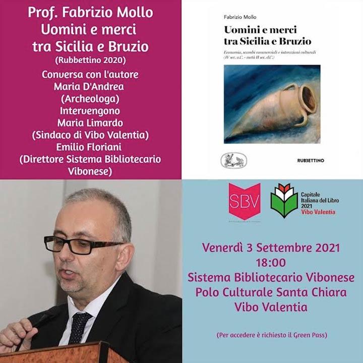 libro Fabrizio Mollo