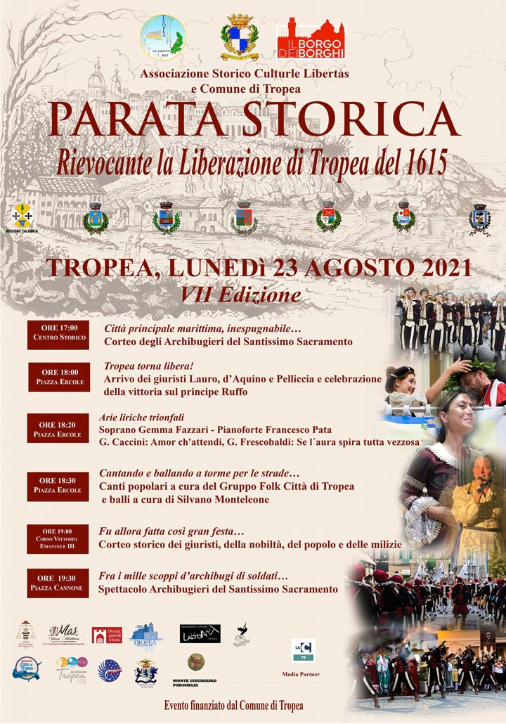 Parata storica Tropea