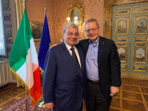 Roberto Crea e Giuseppe Nisticò