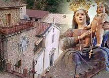 La Madonna della Montagna di Polsi