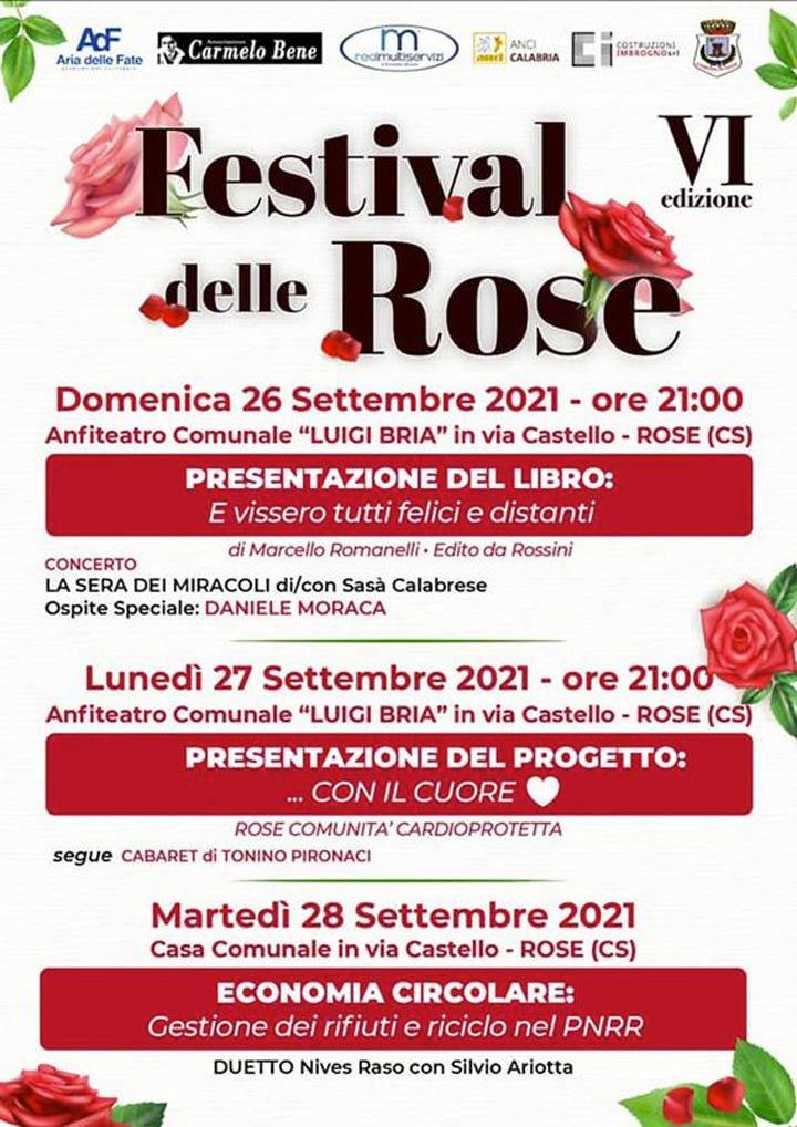 IV Festival delle Rose