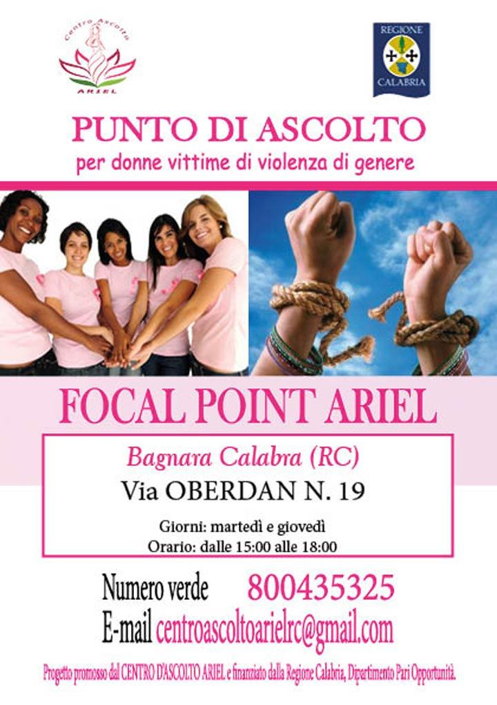 focal point ariel