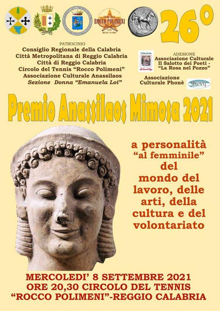 Premio Anassilaos Mimosa