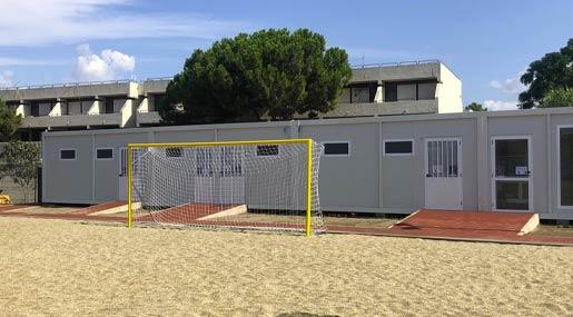 Planet Beach Arena a Reggio Calabria