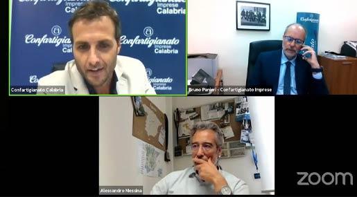 Confartigianato Imprese Calabria webinar