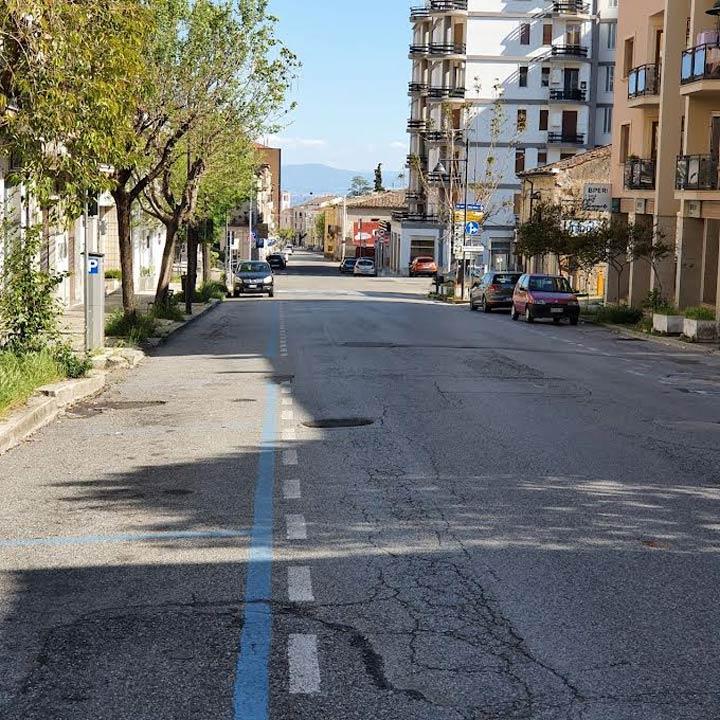 Corso Garibaldi Castrovillari