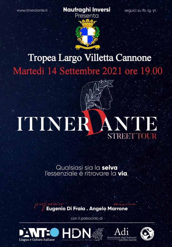 Itinerante Dante