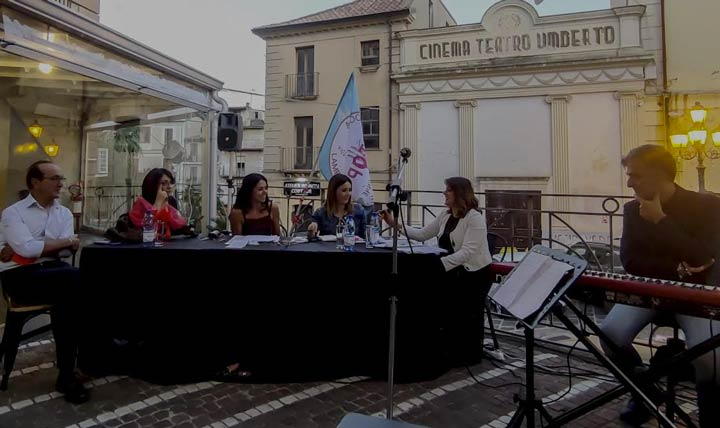 """L'associazione """"Per Te""""presenta il libro di Marianna Sorrentino"""