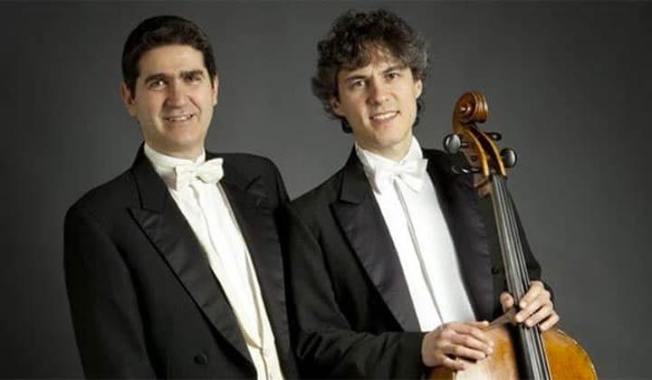 Claude Hauri e Corrado Greco