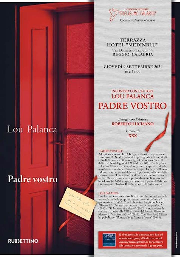 libro Lou Palanca