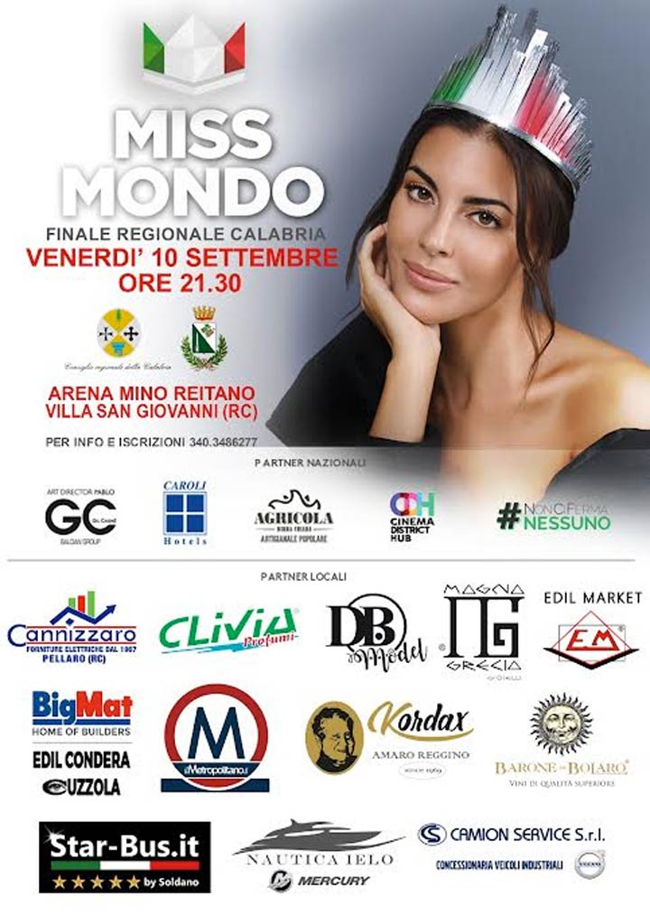 Miss Mondo Calabria