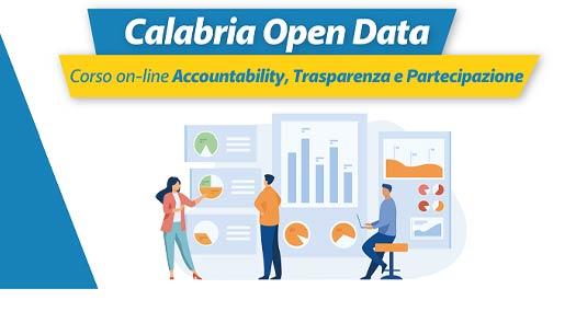 Calabria Open Data - Accountability, trasparenza e partecipazione