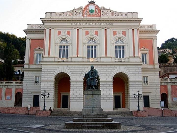 Teatro Rendano Cosenza