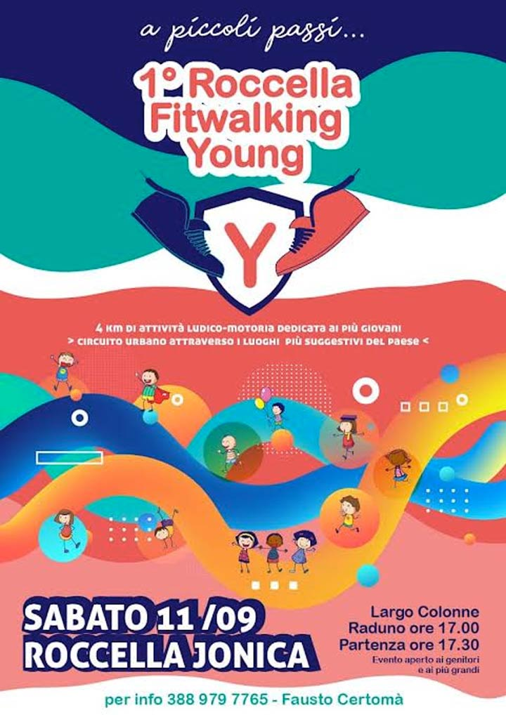Roccella Fiwalking Young