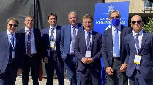 Unindustria Calabria all'assemblea nazionale di Confindustria