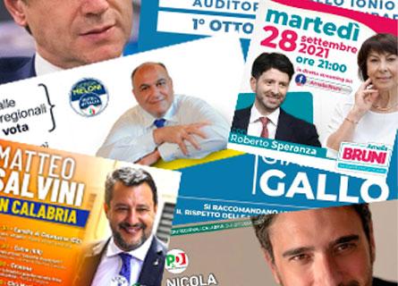 Cosa rimane delle elezioni regionali in Calabria 2021
