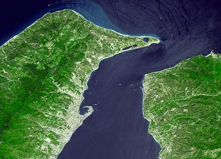 Lo Stretto di Messina