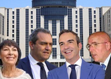 Quattro i candidati alla Presidenza della Regione Calabria