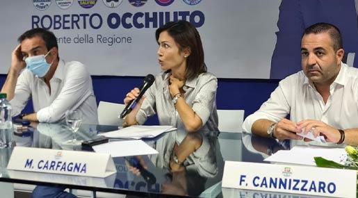 Ministro Carfagna a Reggio