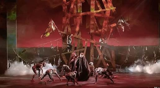 La Divina Commedia Opera Musical a Reggio
