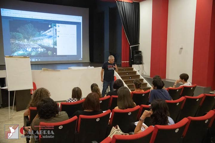 corso organizzatore di eventi a Reggio