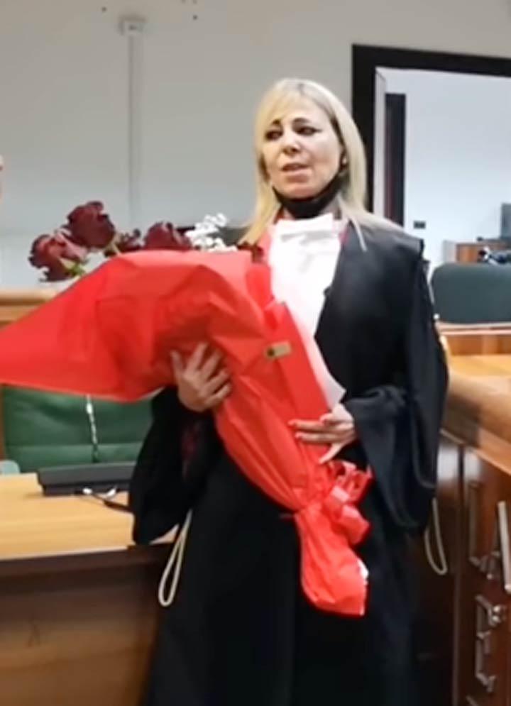 Giulia Pantano procuratore aggiunto Catanzaro