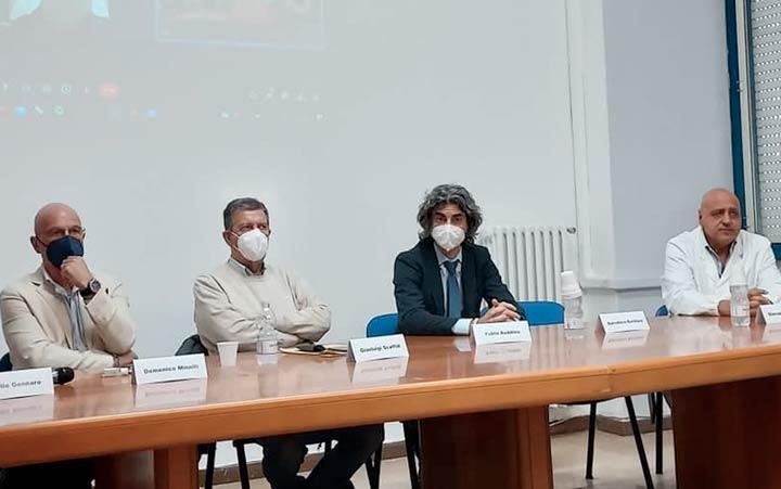 Presentazione progetto Polo Oncologico di Locri