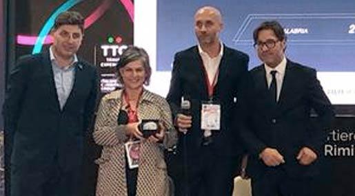 Alla Regione Caalbria il premio Covid Safety Index