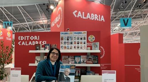 Salone del Libro Torino regione Calabria